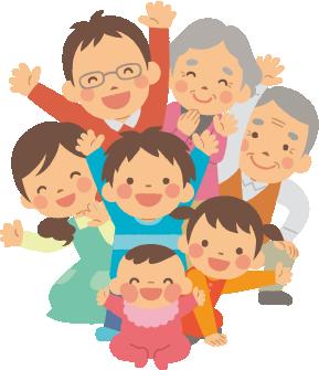 子育てサークルや農業体験、子供から高齢者まで充実した生活を送れるように、JAは様々な活動を行っております。