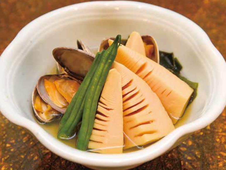 タケノコ 煮物